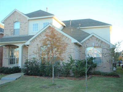 Allen TX Single Family Home For Sale: $358,000