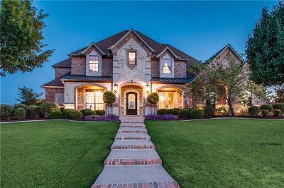 Keller Single Family Home For Sale: 308 Calais Drive