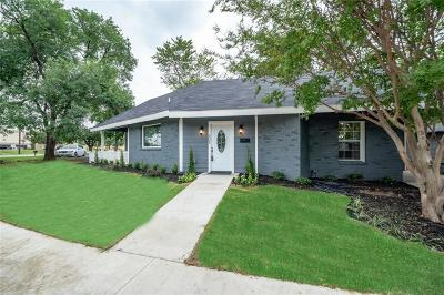 Grapevine Single Family Home For Sale: 507 E Dallas Road