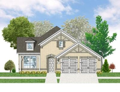 McKinney Single Family Home Active Contingent: 8021 Deep Water Cove