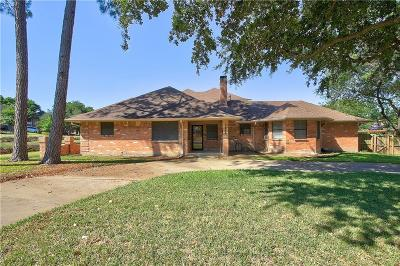 Garland Single Family Home Active Contingent: 2845 S Country Club Road