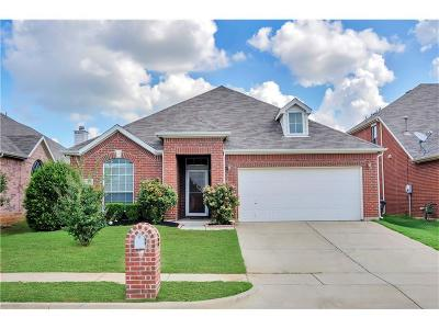 Fort Worth Single Family Home For Sale: 2829 Maple Creek Drive
