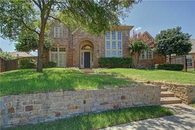 Richardson Single Family Home For Sale: 3400 Oakleaf Lane