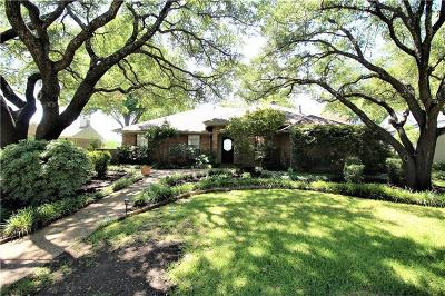 Rockwall Single Family Home For Sale: 1655 Plummer Drive
