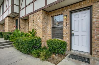 Denton Townhouse Active Option Contract: 1147 Dallas Drive