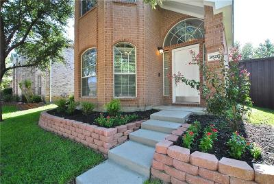 Flower Mound Single Family Home Active Contingent: 3828 Braxton Lane