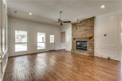 Coppell Single Family Home For Sale: 841 Parkway Boulevard