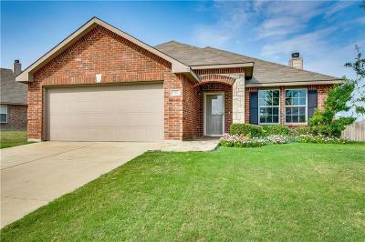 Fate Single Family Home For Sale: 307 Azalea Drive