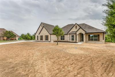 Azle Single Family Home For Sale: 119 Woodlot Lane