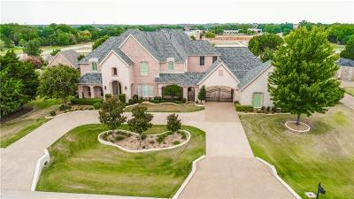 Flower Mound Single Family Home For Sale: 4412 Chilton Lane
