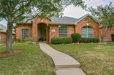 Frisco Single Family Home For Sale: 11392 Clover Knoll Drive