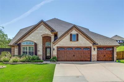 Fort Worth Single Family Home For Sale: 4540 Seventeen Lakes Court