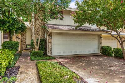Carrollton Townhouse For Sale: 2973 Country Place Circle