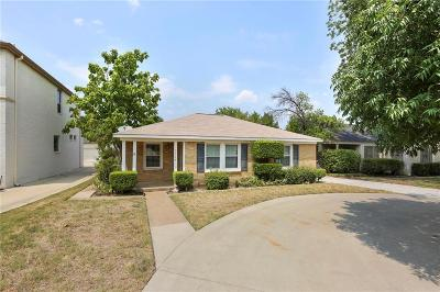 Monticello Add Single Family Home For Sale: 3754 W 4th Street