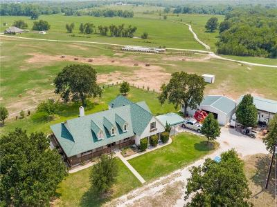 Wise County Single Family Home For Sale: 825 County Road 3451