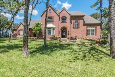 Denton County Single Family Home For Sale: 1210 Emerald Sound Boulevard