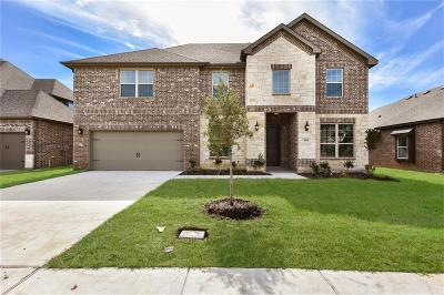 Melissa Single Family Home For Sale: 3602 Sequoia Lane