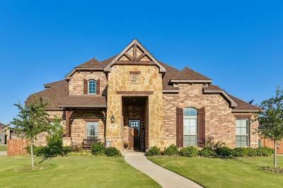 Midlothian Single Family Home For Sale: 1101 Chisholm Trail