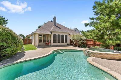 McKinney Single Family Home Active Option Contract: 3303 Saint Pierre