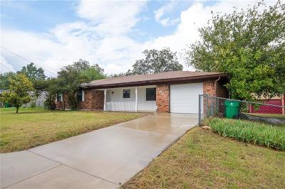 Wise County Single Family Home For Sale: 1005 N Miller Street