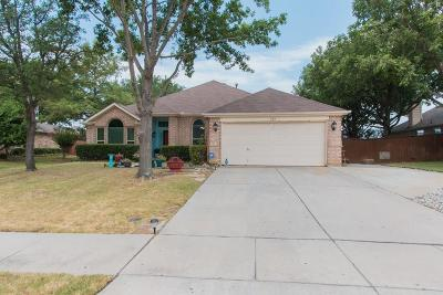 Lake Dallas Single Family Home For Sale: 323 Bluewood Lane