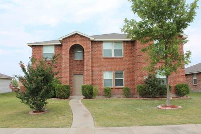 Royse City Single Family Home For Sale: 1216 Cyprus Drive