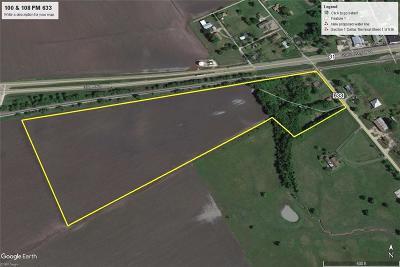Kerens Farm & Ranch For Sale: 100 Fm 633
