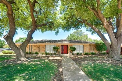 Garland Single Family Home Active Option Contract: 4217 Keystone Street