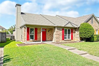 Garland Single Family Home Active Contingent: 2401 Forestbrook Drive