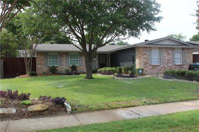 Single Family Home For Sale: 8535 Strathmore Drive