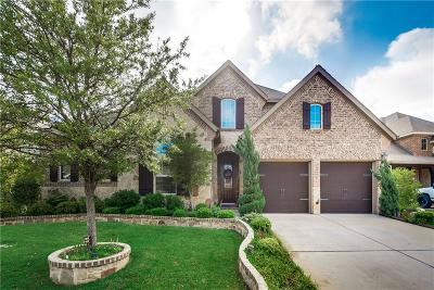 Forney Single Family Home For Sale: 1118 Brigham Drive