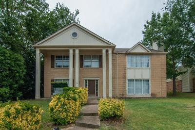 Desoto Single Family Home For Sale: 834 Eagle Drive