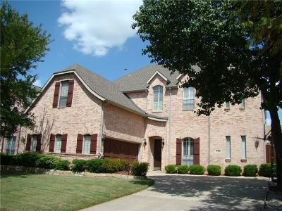 Coppell Single Family Home For Sale: 116 Georgian Drive