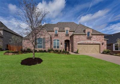 Prosper Single Family Home For Sale: 1820 Princeton Lane