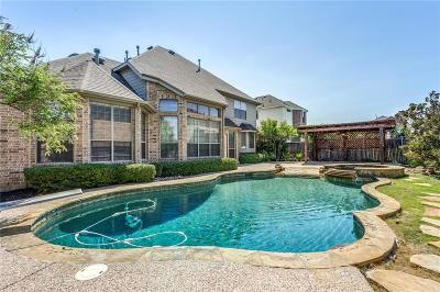 North Richland Hills Single Family Home Active Option Contract: 8105 Mountain Spring Drive