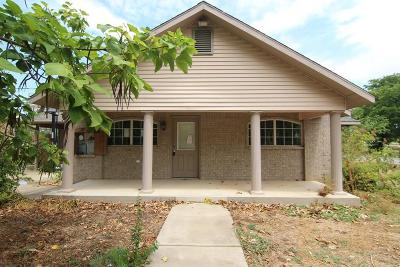 Boyd Single Family Home For Sale: 409 E Boyd Avenue