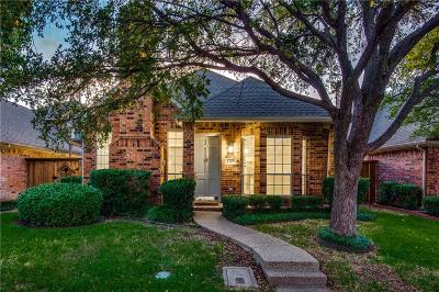 Irving Single Family Home For Sale: 8709 Wellington Road