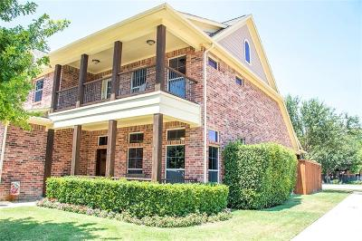 Coppell Townhouse Active Option Contract: 512 McNear Drive