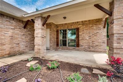 Terrell Single Family Home For Sale: 108 Princeton Circle