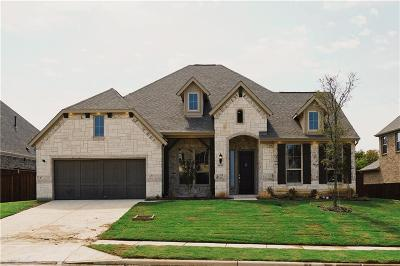 Flower Mound Single Family Home For Sale: 6613 Elderberry Way