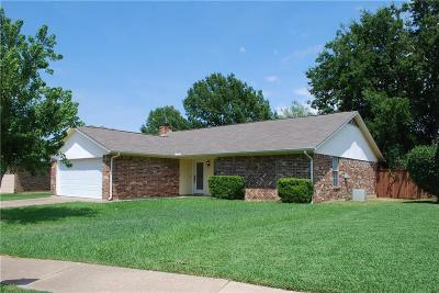 Euless Residential Lease For Lease: 402 Emerson Drive