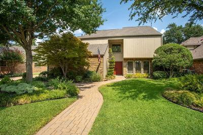 Single Family Home For Sale: 18612 Crownover Court