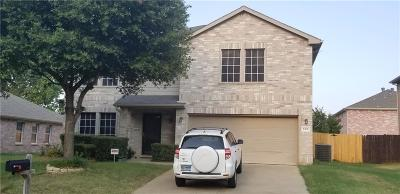 Euless Residential Lease For Lease: 508 Darlene Trail