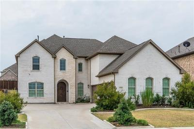 Wylie Single Family Home For Sale: 1512 Liberty Way Trail