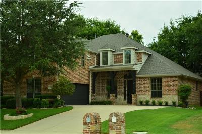Allen Single Family Home For Sale: 933 Southfork Drive