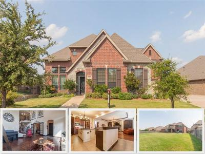 Fort Worth Single Family Home For Sale: 5109 Simpson Court