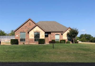 Burleson Single Family Home Active Kick Out: 12500 Lightcatcher Way