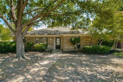 Plano Single Family Home Active Kick Out: 2312 Newcastle Circle