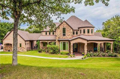 Aledo Single Family Home Active Option Contract: 1412 Oaklawn Lane