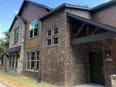 Denton Multi Family Home For Sale: 911 N Austin Street